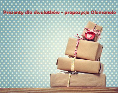 Pomysły na prezenty dla dwulatka
