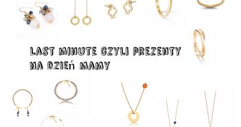 Last minute – prezenty na dzień mamy
