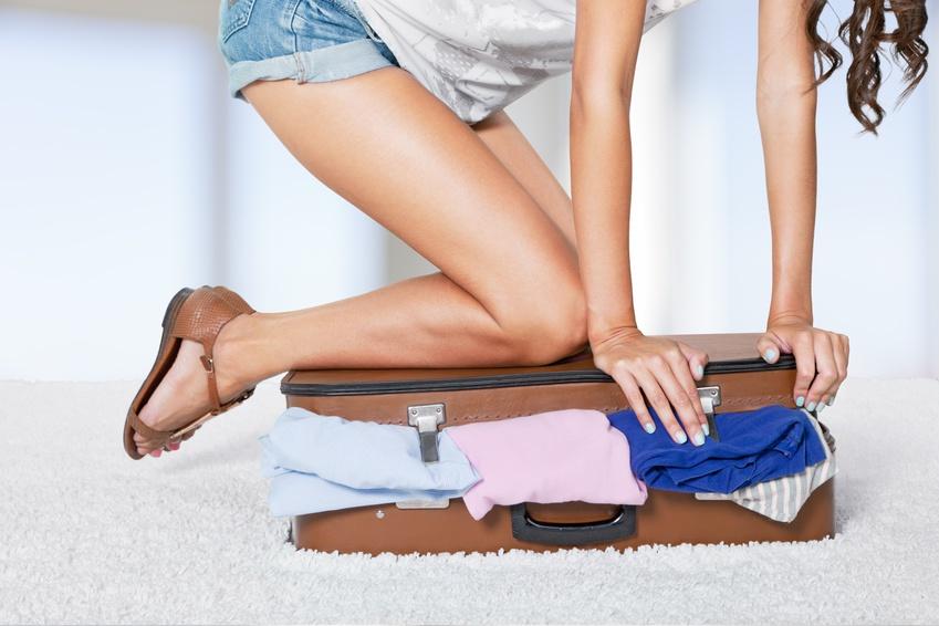 10 rad, jak efektywnie spakować walizkę OLOMANOLO