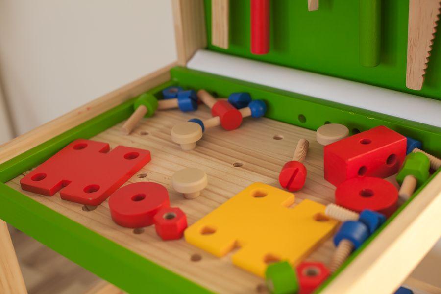 Drewniane zabawki dla dziecka Olomanolo.pl