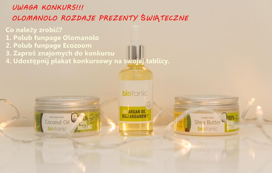 Konkurs z Olomanolo.pl
