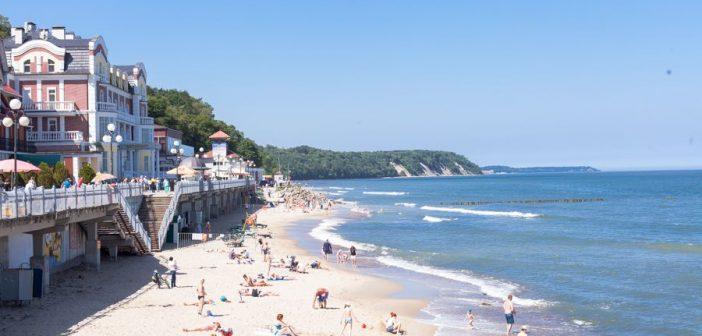 Czy wakacje nad rosyjskim Bałtykiem są gorsze od tych nad polskim? Odkrywamy kolejne fajne miejsce nad morzem!