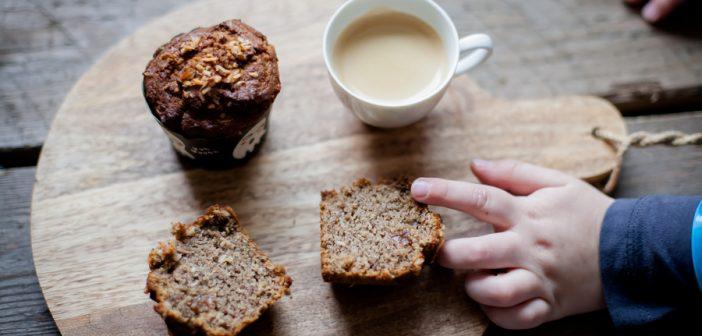 Przepis na recyklingowe muffiny owocowo-kokosowe