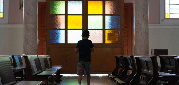 Kościół to nie miejsce dla dziecka? To po co do niego chodzisz?
