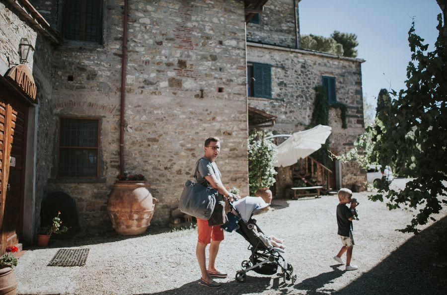 Zwiedzanie Toskanii