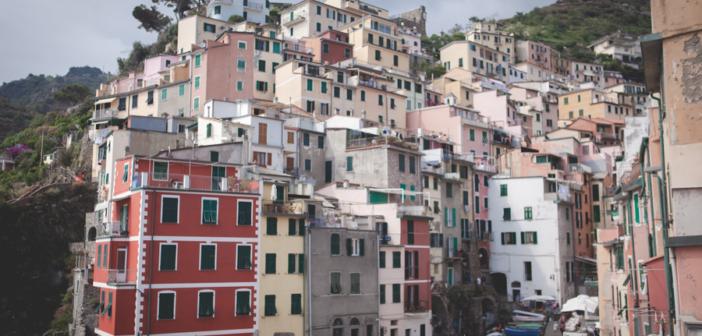 CINQUE TERRE, czyli najpiękniejszy rejon zachodnich Włoch