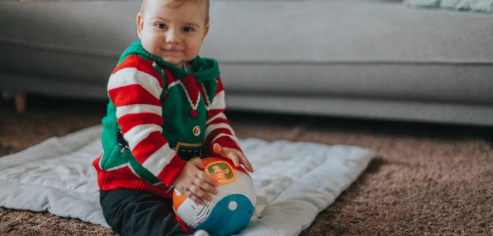 Pomysły na prezenty pod choinkę dla roczniaka na każdą kieszeń