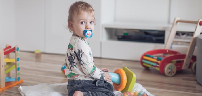 Zabawy z rocznym dzieckiem – czyli jak wspierać rozwój dziecka