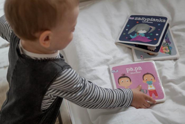 Książki dla roczniaka