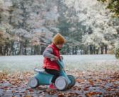 Jeździk gokart GO² – idealny prezent dla roczniaka i dwulatka