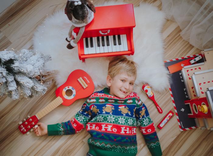 Jak wykonać świąteczne fotografie