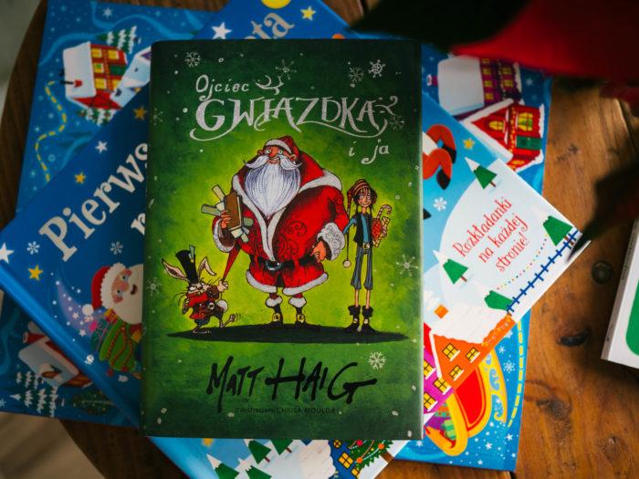 książki o Świętach dla dzieci