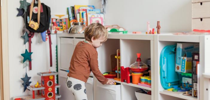 Pokój dwulatka – co powinno się w nim znaleźć