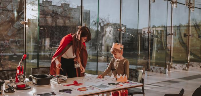 Kiedy jest dobry czas, żeby zabrać dziecko do muzeum? W Polsce króla Maciusia. 100-lecie odzyskania niepodległości