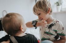 aby oduczyć dziecko przeklinania