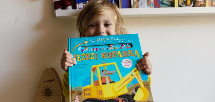 Książki dla dzieci na jesienne popołudnia