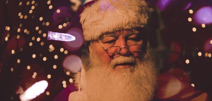 Dlaczego dzieci boją się Świętego Mikołaja?
