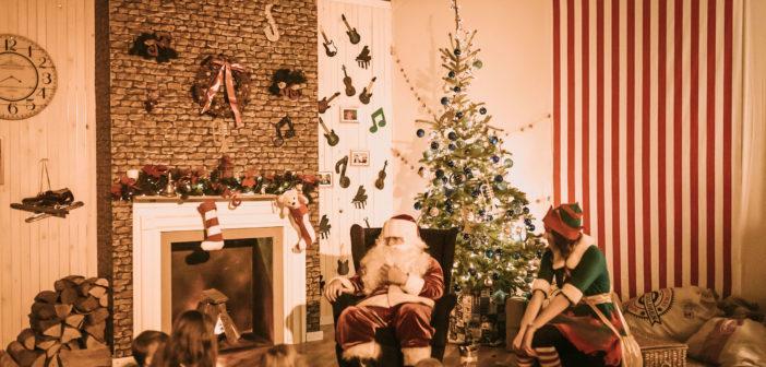 Miejsca, które musisz odwiedzić z dziećmi przed Bożym Narodzeniem