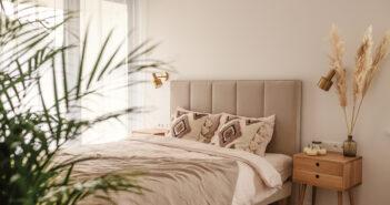 Jak urządzić przytulną sypialnię, czyli moja sypialnia marzeń