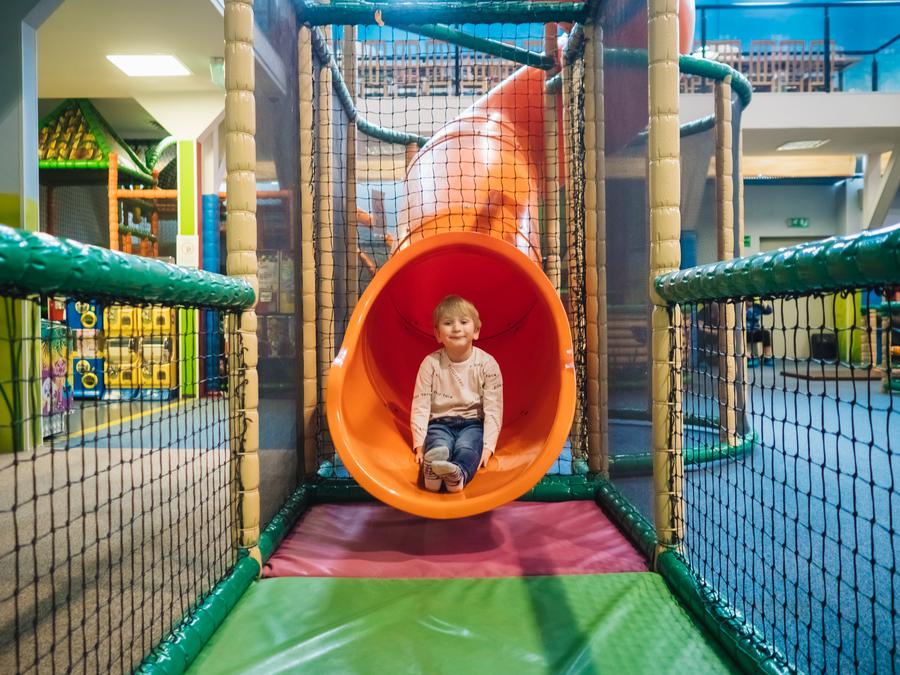 W Mega Digiloo- największa sala zabaw, jaką widziało moje dziecko QS47
