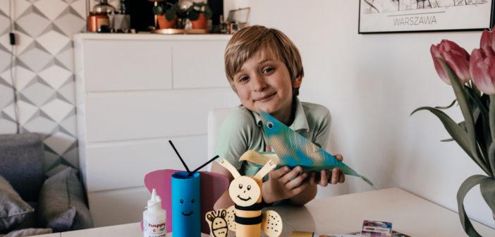 To kreatywne pudełko podbiło serca moich dzieci – bawią się nim non stop